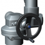 Động cơ Auma model SAEx/SAERx0