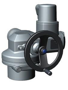 Động cơ Auma model SAEx/SAERx