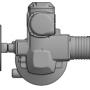 Động cơ Auma model SQ/SQR 5.2 – SQ/SQR 14.22