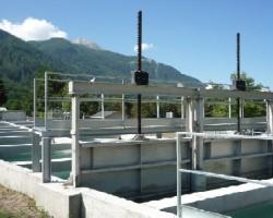 Nhiệm vụ van cửa phai penstock trong công trình xử lý nước