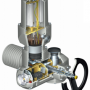 Động cơ Auma model SAEx/SAERx4