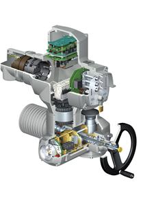 Động cơ Auma model SAEx/SAERx3
