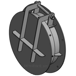Van cửa lật PCL_O_F_X_400