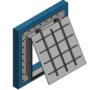 Van cửa lật PCL_Q_F_X_1200