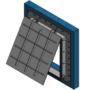 Van cửa lật PCL_Q_F_X_1500