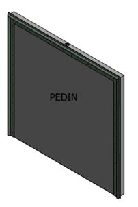 VAN CỬA PHAI KÍCH THƯỚC WxH: 1800×1800 mm2