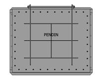 Van cửa lật PCL_Q_I_X_1005
