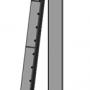 Van ngăn triều WxH: 1200×10000