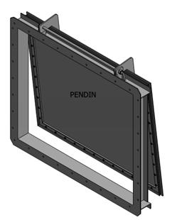 Van cửa lật PCL_Q_F_X_1203