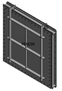 Van ngăn triều WxH: 1400×1400