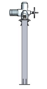 Máy nâng hạ van cửa phai auma model PEN-AP25