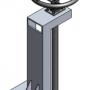 Tay quay nâng hạ van cửa phai PENDIN-S10