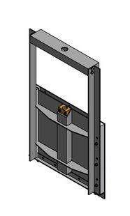Van cửa phai kích thước BxH: 400×400 mm