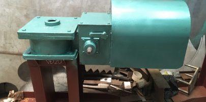Máy nâng hạ van cửa phai 10 tấn, 20 tấn lắp đặt tại nhà máy thủy điện Lào