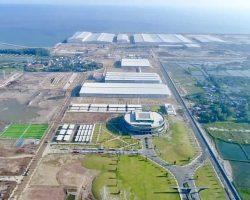 Nhà máy ô tô Vinfast Hải Phòng
