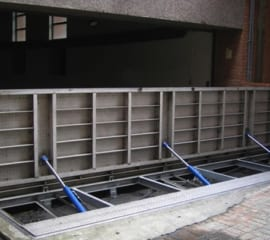 Cửa chống ngập tự động Model PEN_TKL