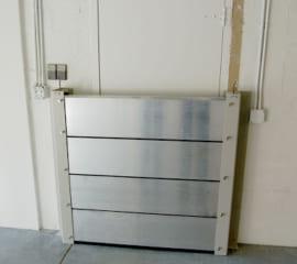 Cửa chống ngập tháo lắp bằng tay Model PEN_CNT