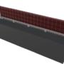 Cửa chống ngập dùng máy nâng hạ Model PEN_MNH0