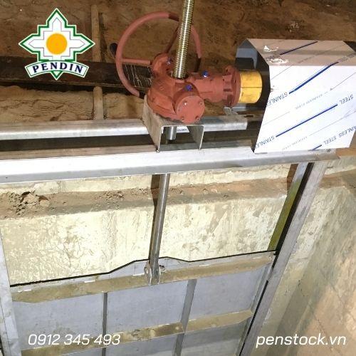 Địa chỉ cung cấp máy vít nâng hạ cửa van chất lượng