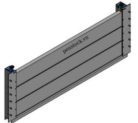 Cửa chống ngập Model PCN_N_W_10.5
