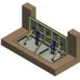 Cửa chống ngập Model PCN_L_Z_20.80