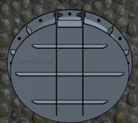 Van cửa lật PCL_O_F_X_140