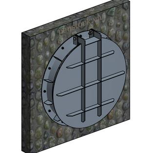 Van cửa lật PCL_O_F_X_1500