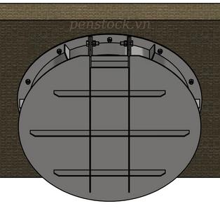 Van cửa lật PCL_O_I_X_1400