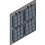 Van cửa lật PCL_Q_4I_X_1600