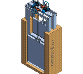 Van điều tiết model PDT_M_C_120.120