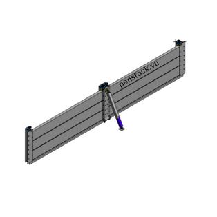 Cửa chống ngập Model PCN_N_V_30.5