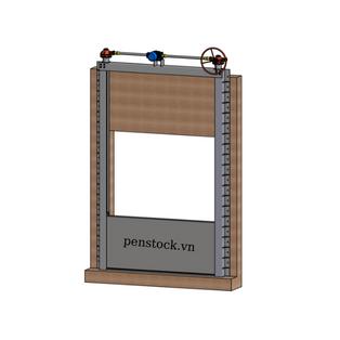 Cửa chống ngập Model PCN_L_J_50.8