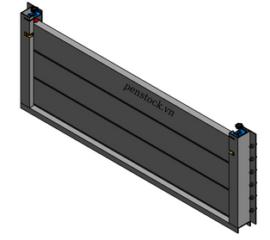 Cửa chống ngập Model PCN_N_W_20.6